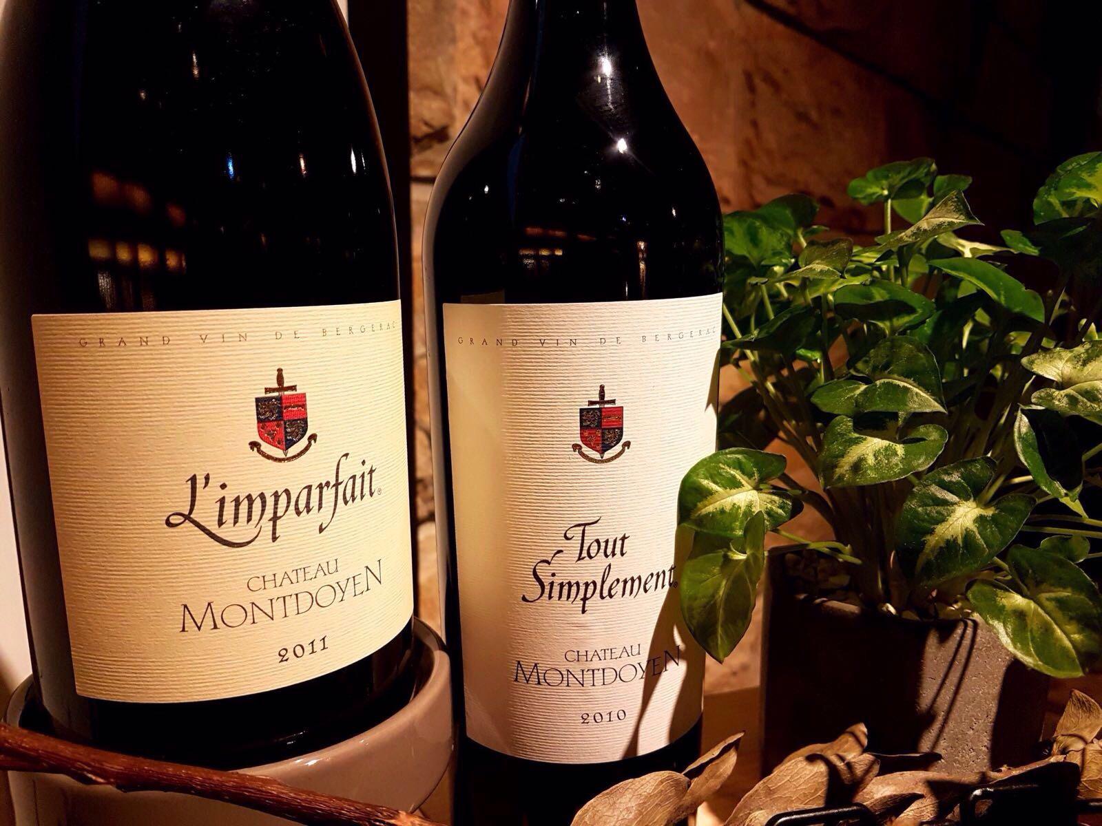Nos vins bien représentés