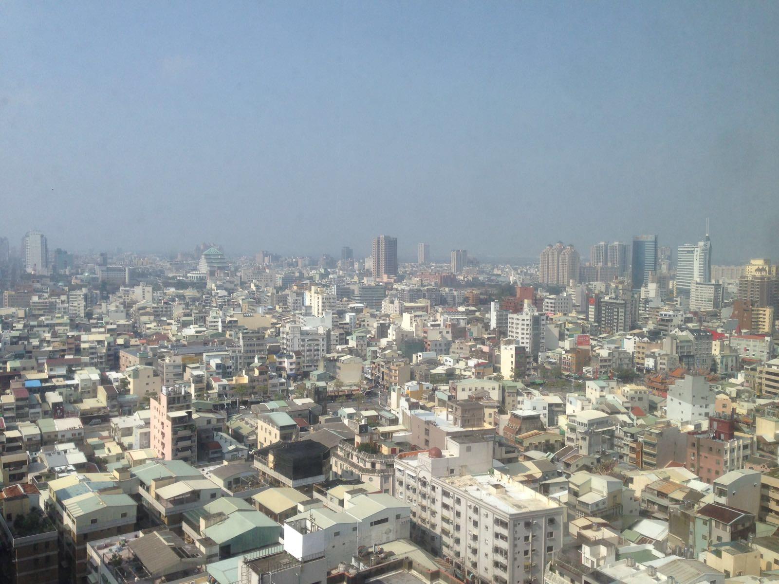 Vue de Tainan